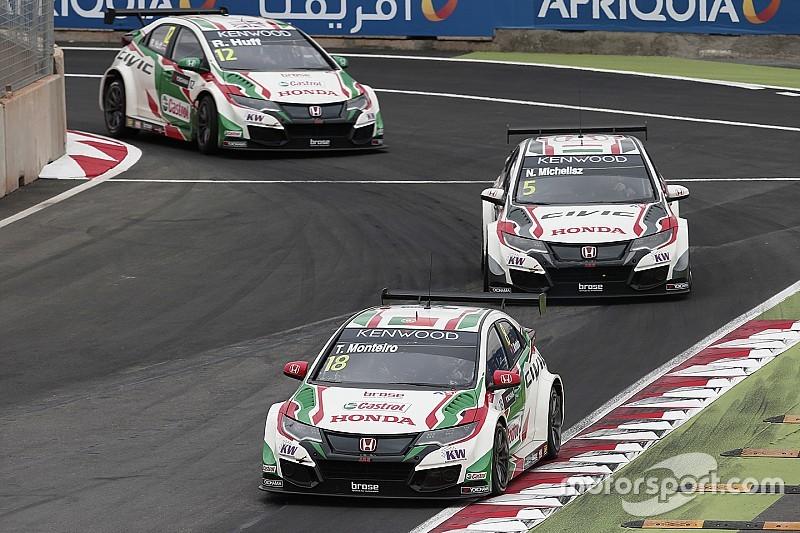 La FIA excluye a Honda sólo de Marruecos