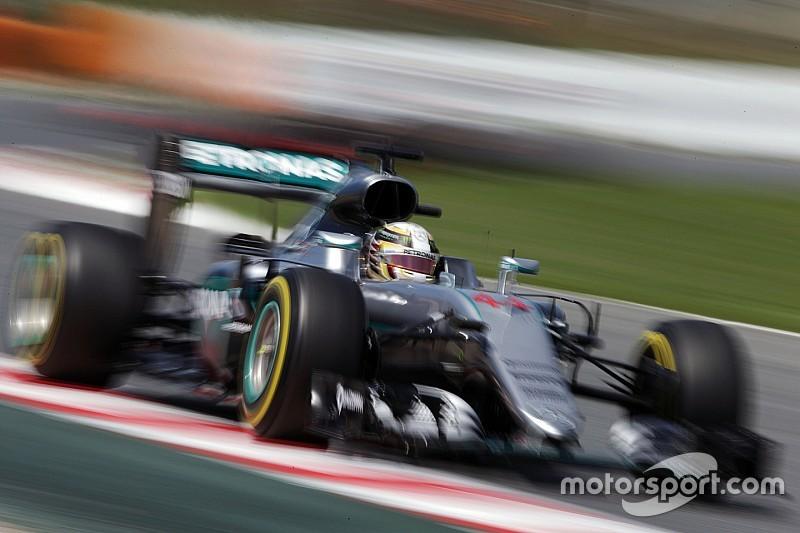 """Formel 1 Montreal: """"Opa"""" Hamilton fährt Bestzeit im ersten Training"""