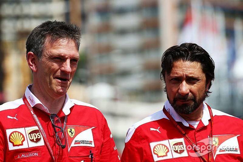 Allison resta in Ferrari, non è interessato a tornare in Renault