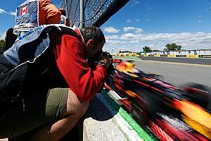 F1 Noticias de última hora Ricciardo dio al Muro de los Campeones