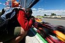 Ricciardo dio al Muro de los Campeones