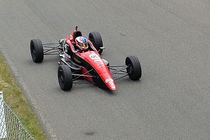 Trenton Estep gagne en Formula Tour 1600 à Montréal