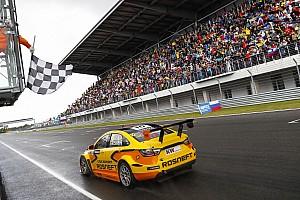 WTCC Rennbericht WTCC in Moskau: Zweiter Doppelsieg für Lada – erster Triumph für Nick Catsburg