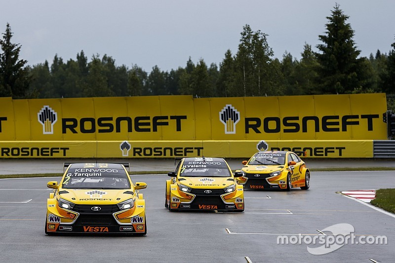Video: Die Highlights der WTCC in Moskau