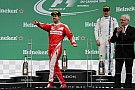 Vettel  acepta que Lewis fue