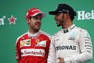Las gaviotas suicidas, el peor momento de la carrera para Vettel