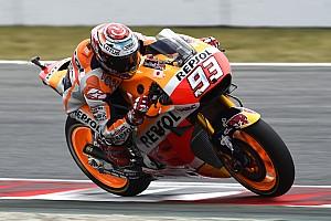 MotoGP Аналитика Анализ: как Маркес забрал себе очки Росси и Лоренсо