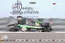 GP3 A GP3-ban sem maradt el a csattanás: Sandy Stuvik eléggé megtörte a gépet