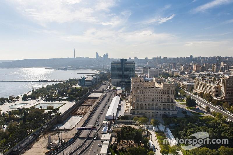 Уик-энд в Баку будет жарким