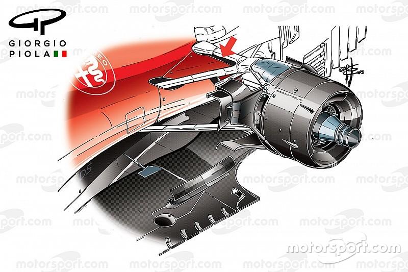 Технический анализ: новинки, придавшие Ferrari скорости
