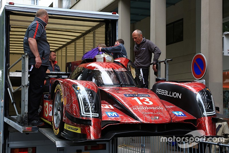 На машинах LMP1 частных команд в 2018 году появится DRS