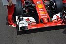 Tech update: Aangepaste voorvleugel voor Ferrari in Baku