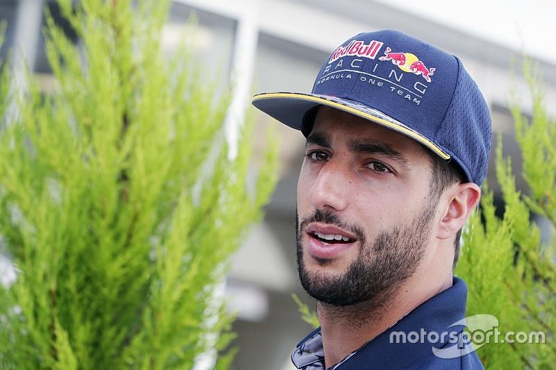 Ріккардо задоволений, що його нова угода з Red Bull набула гласності