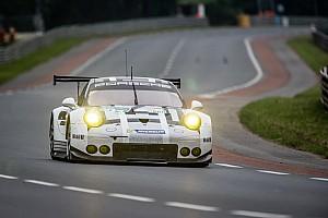 24 heures du Mans Interview Patrick Pilet -