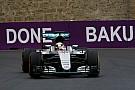 欧洲大奖赛FP2:汉密尔顿蝉联第一,法拉利遭遇故障
