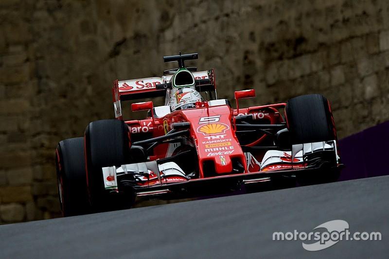 """Vettel: """"Se fossi quarto sarei più arrabbiato"""""""
