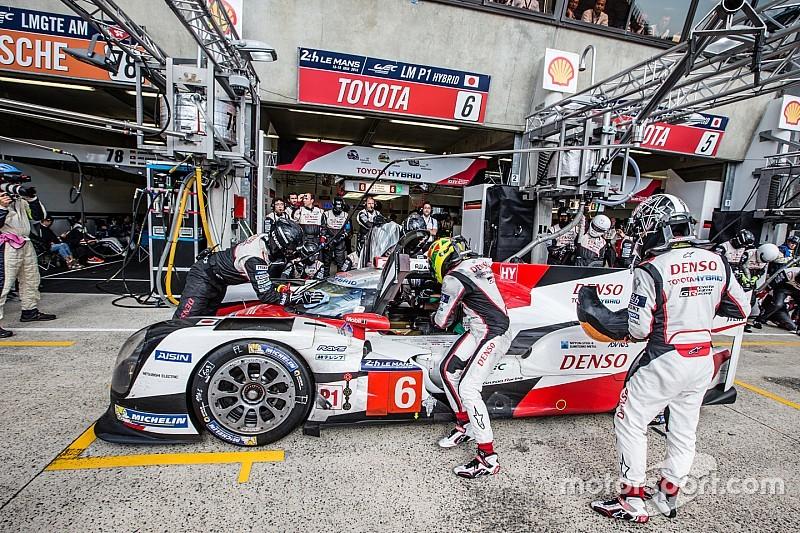 Le Mans nach 12 Stunden: Toyota geht mit Vorsprung in die zweite Rennhälfte