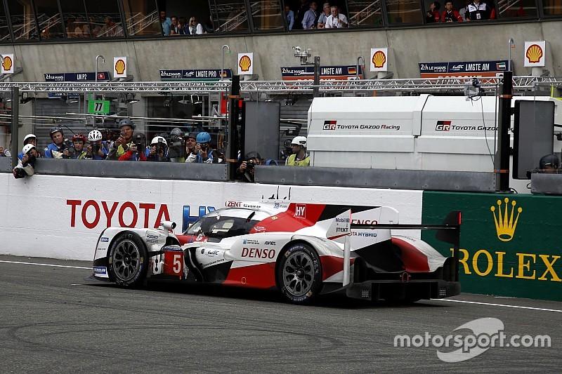 トヨタのモータースポーツディレクター「最終周が終わることはない」