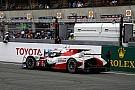 Leupen sulla beffa Toyota a Le Mans: