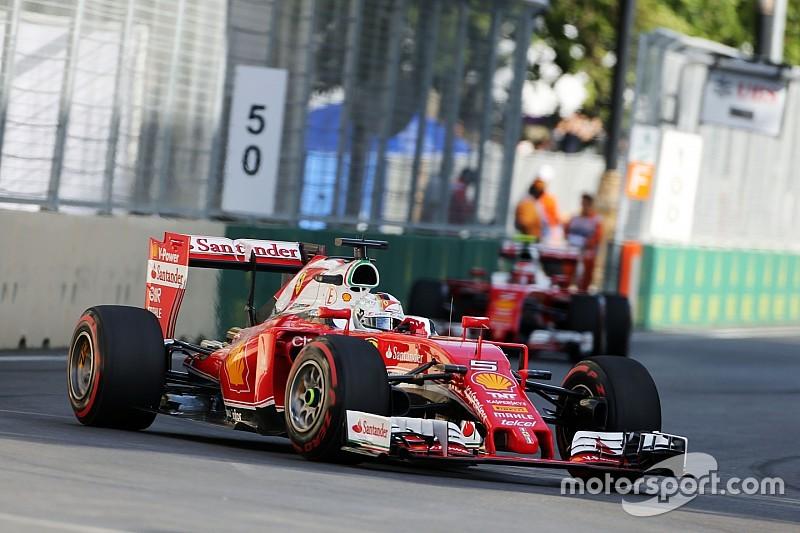 """Ferrari натякає на """"сюрпризи"""" в оновленнях на найближчих етапах"""