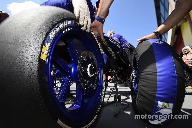 Michelin: tre soluzioni all'anteriore e due al posteriore ad Assen