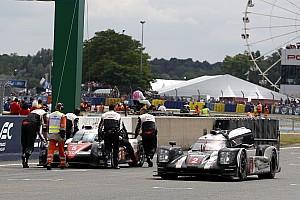 Le Mans Son dakika Toyota Le Mans'da yaşadığı sorunun sebebini açıkladı