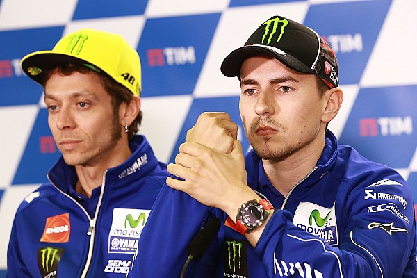 MotoGP 罗西和洛伦佐愿意出席荷兰亚森的安全会议