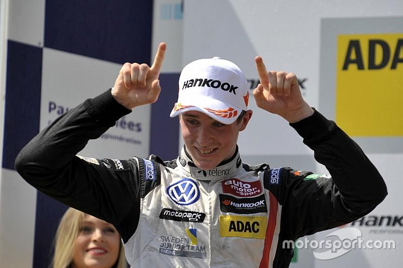 Joel Eriksson entra a far parte dell'Academy di BMW Motorsport