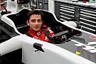 Leclerc sustituirá a Esteban Gutiérrez en diversas prácticas de F1