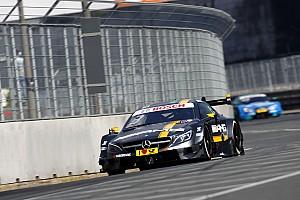 DTM Résumé d'essais Paul Di Resta le plus rapide dimanche matin