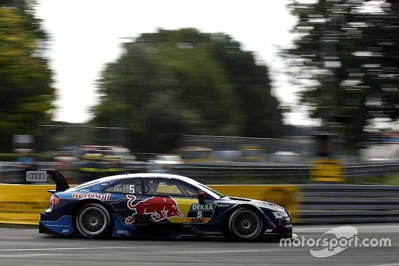 DTM Norisring: Mattias Ekström holt Pole-Position – aber kriegt sie nicht