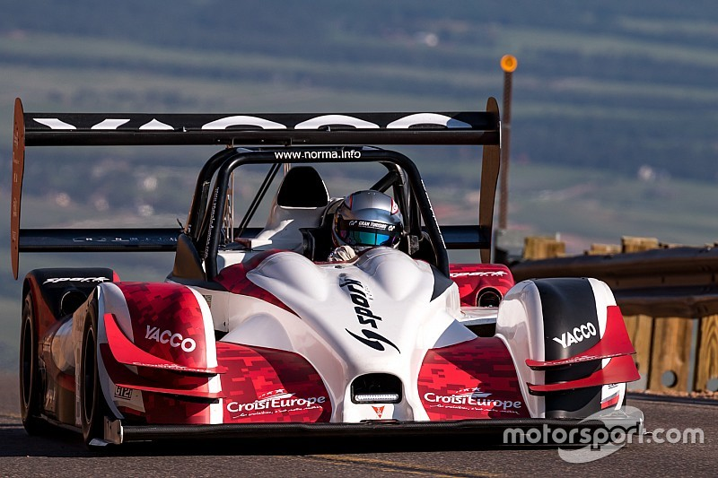 Dumas gana en Pikes Peak después de hacerlo en Le Mans