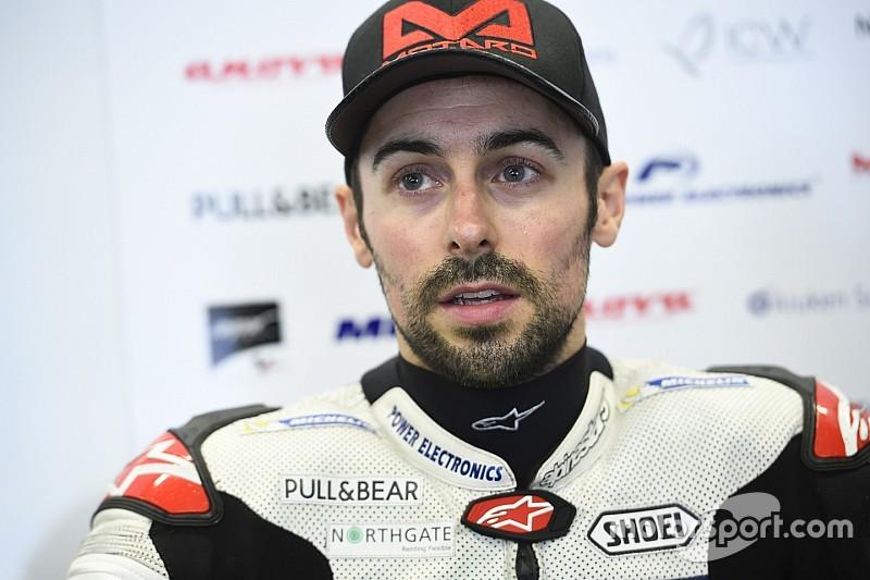 Лаверти намекнул на уход из MotoGP