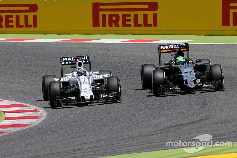 В Force India намерены навязать борьбу Williams