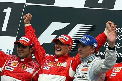 Alle Formel-1-Sieger des GP Deutschland seit 2000