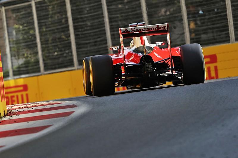 Ferrari: sostituzione del cambio sulla SF16-H di Vettel?