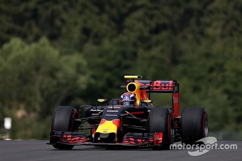 """Verstappen tevreden: """"Niet verwacht zo dicht bij Mercedes te staan"""""""