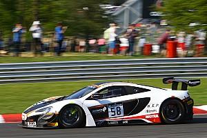 BSS Qualifiche Doppietta McLaren nelle Qualifiche al Nurburgring