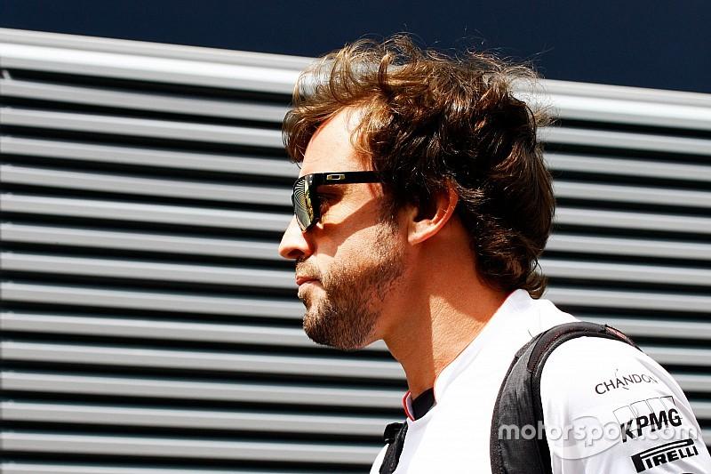 """Alonso: """"Cometemos errores de EGB"""""""
