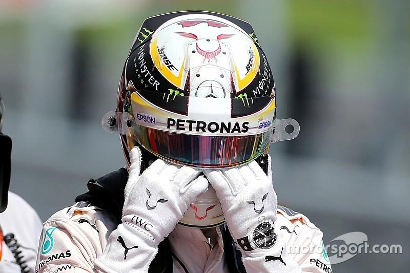Hamilton teme por la estrategia de Ferrari