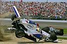 Formel 1 vor 10 Jahren: Heidfelds Überschlag und Montoyas Abschied