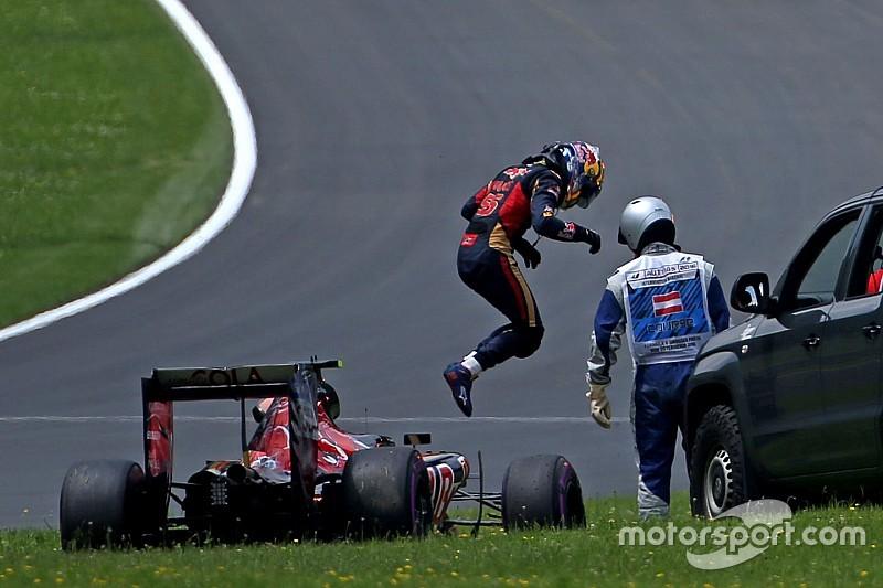 Toro Rosso: Sainz parte con il motore sostituito venerdì