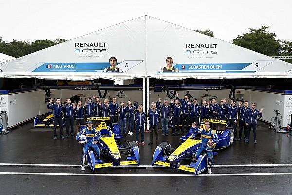 Formule E Championnats - Les classements définitifs après Londres