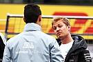 Rosberg over beslissing stewards: