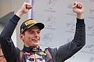 Verstappen voor derde keer verkozen tot Driver of the Day