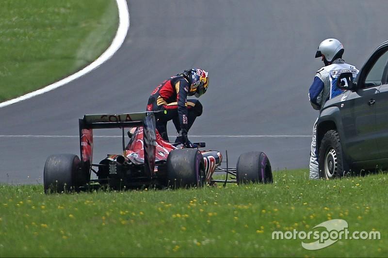 Sainz cree que Toro Rosso ha de mejorar los sábados