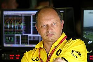 Formule 1 Nieuws Renault tweakt management en benoemt Vasseur tot teambaas