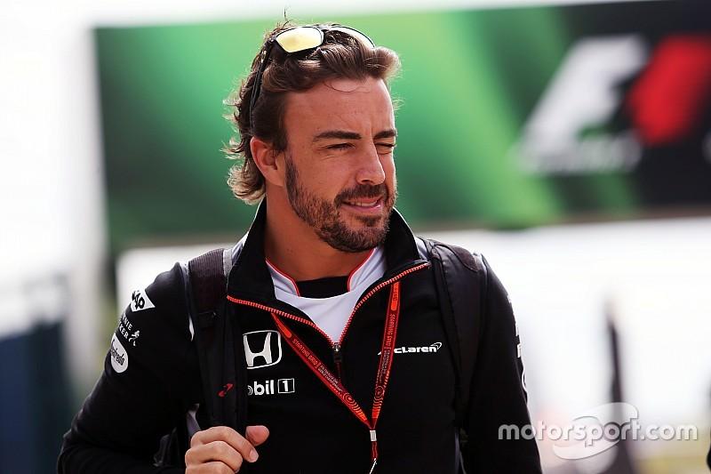 Alonso, a pasar la mala racha en uno de sus circuitos preferidos