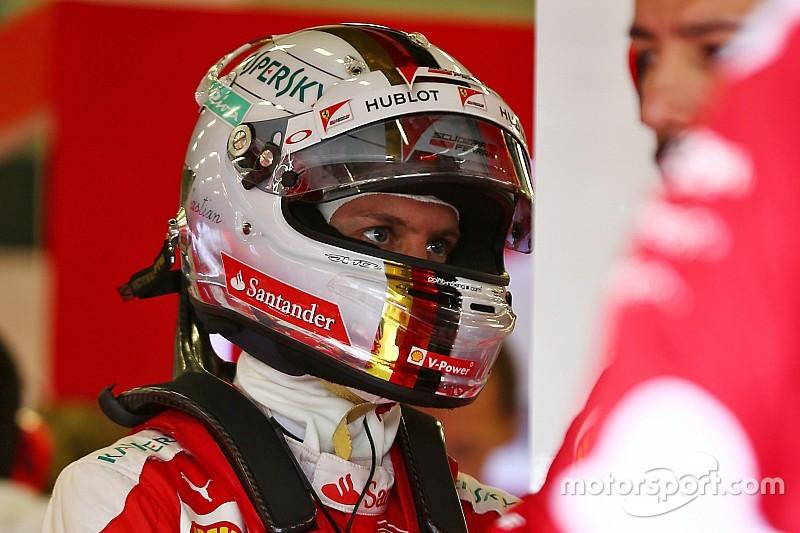"""Vettel: """"Ci serve parecchio lavoro per migliorare la macchina"""""""