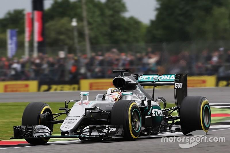 F1イギリスGP予選:タイム抹消を...